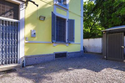 Appartamento in villetta Lissone foto22
