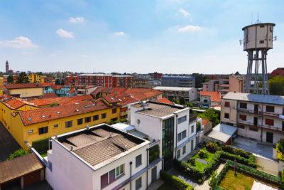 attico panoramico balconi lissone foto17