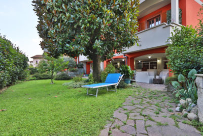 quadrilocale giardino porticato macherio foto3