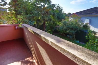 quadrilocale giardino porticato macherio foto21
