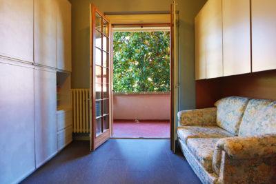 quadrilocale giardino porticato macherio foto25