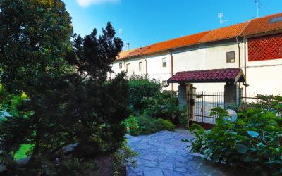 quadrilocale giardino porticato macherio foto42