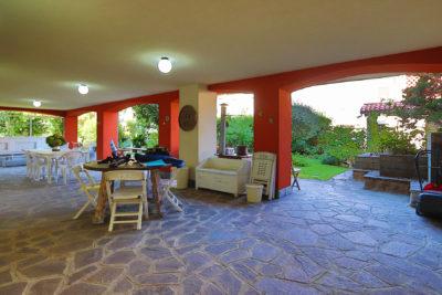 quadrilocale giardino porticato macherio foto44