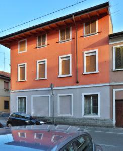 mansarda ristrutturata centro Lissone foto19
