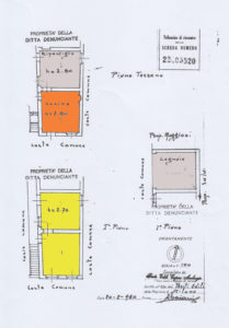 casa indipendente centro lissone planimetria 2