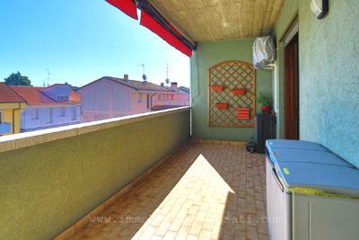 appartamento trilocale terrazzi lissone foto24