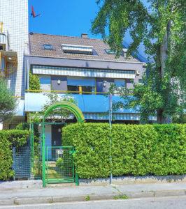 appartamento giardino taverna lissone foto8